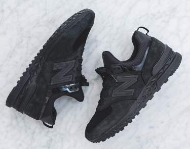 new-balance-ronnie-fieg-dover-street-market-574-sport-pack-black-side